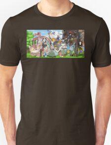 Studo Ghibli Family T-Shirt