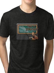 This is STRATA Tri-blend T-Shirt