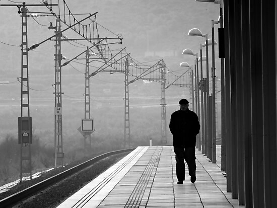 Destination Unknown ... by Berns