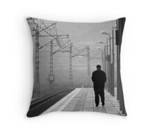 Destination Unknown ... Throw Pillow