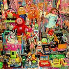 Toys by Susan  Bloss