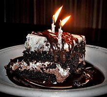 Chocolate Cake  by venny
