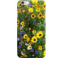 Summers meadow iPhone Case/Skin