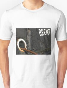 The Thames Barge Brent T-Shirt