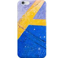 Abstract Blue and Yellow II [ iPad / iPod / iPhone Case ] iPhone Case/Skin