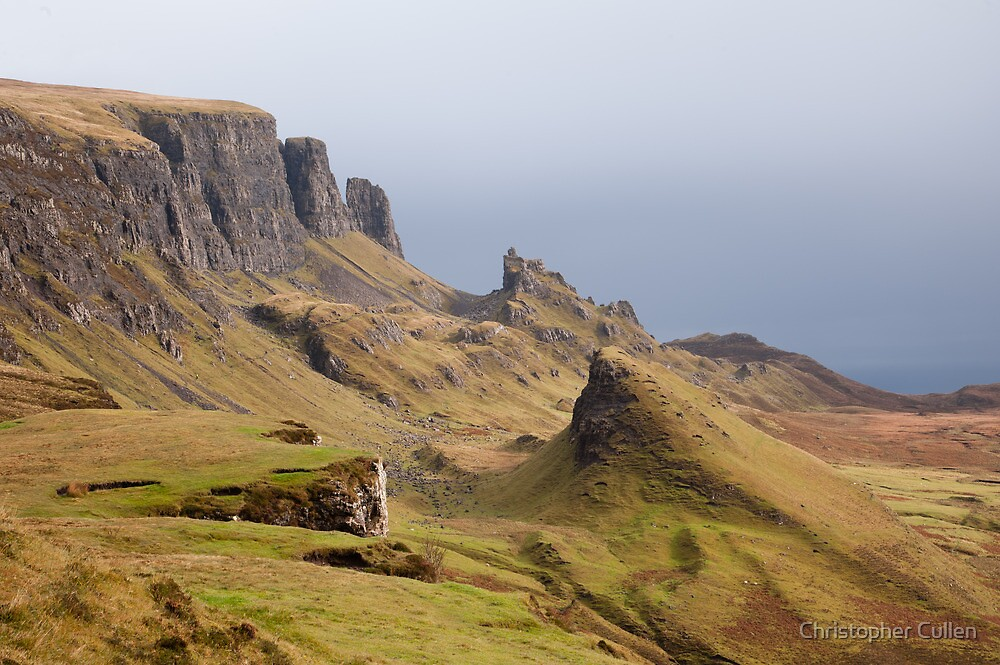 Quiraing by Christopher Cullen