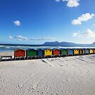 South Africa - Muizenberg by mattnnat
