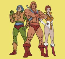 MotU Trinity Kids Clothes