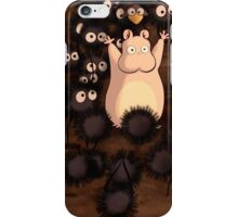 Rise of the Soot Sprites iPhone Case/Skin