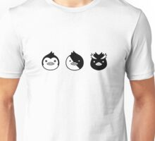 Pingroup, Kiga and Penguin Force Unisex T-Shirt