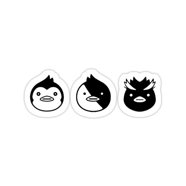 Pingroup, Kiga and Penguin Force by NickZHaw