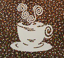 Coffee spirit by freshairbaloon
