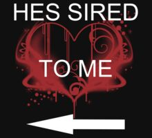 He's sired to me by MsHannahRB