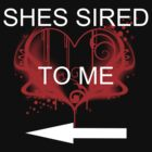 She's sired to me by MsHannahRB