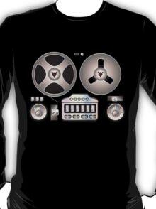 Tape Recorder Retro Magnetophon iPhone 4 / 5 Case / iPad Case / Tee Shirt / Samsung Galaxy Cases  / Pillow / Tote Bag T-Shirt
