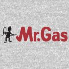 Mr. Gas by BUB THE ZOMBIE