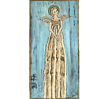 Angel Descending Photographic Print