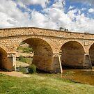 Richmond Bridge, Richmond, Tasmania by John Conway