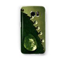 Leaf Drops Samsung Galaxy Case/Skin