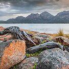 Richardsons Beach, Coles Bay, Tasmania by John Conway