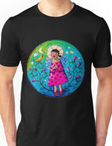 """""""Lean into the light, my love"""" Unisex T-Shirt"""