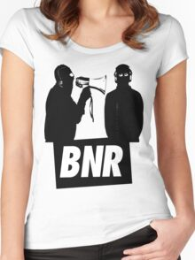 Boys Noize Records - BNR Women's Fitted Scoop T-Shirt