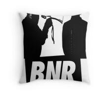 Boys Noize Records - BNR Throw Pillow