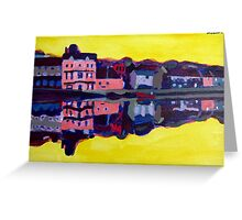 Kinsale II, Cork Greeting Card