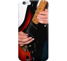 Electric Guitar iPhone Case/Skin