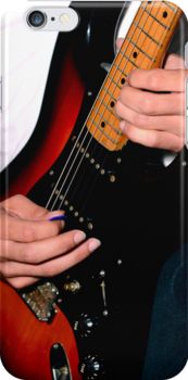 Electric Guitar by JAQUETE Photography