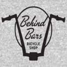 Behind Bars Bike Shop  by BUB THE ZOMBIE