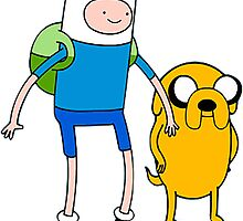 Adventure Time by isabellapdesign