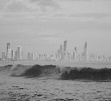 Surfers Sunrsie by AussieLP