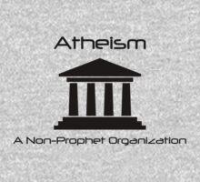 Atheism - A Non-prophet Organization by SlubberBub