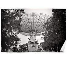 Hello? - Parkes - NSW - Australia Poster