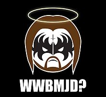 WWBMJD? - iPad Case by BabyJesus