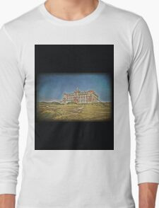 Headland Hotel  Long Sleeve T-Shirt