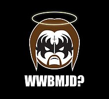 WWBMJD? - iPhone/iPod Case by BabyJesus