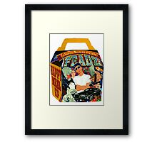 Feadz - Happy Meal EP  Framed Print