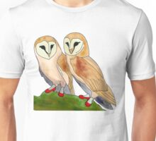 Holly and Nancy Unisex T-Shirt