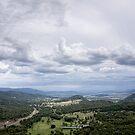 Clouds over Moonbi - NSW - Australia by Norman Repacholi