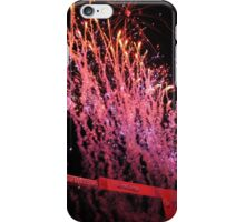 one direction otra fireworks iPhone Case/Skin