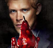Niklaus Mikaelson by shexandviolensh