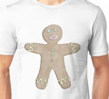Gingerbreadman Unisex T-Shirt