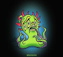 You're Scary by JezLong