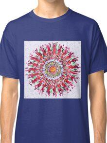 Flower - Messed Up Mandalas Classic T-Shirt