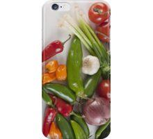 Salsa iPhone Case/Skin