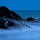Liquid Time - Korora - NSW - Australia by Norman Repacholi