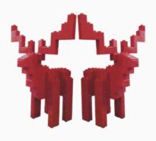 Elk Emblem One Piece - Long Sleeve