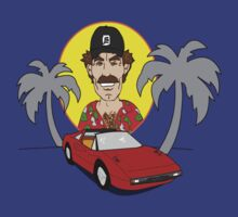 Magnum PI by irontesh